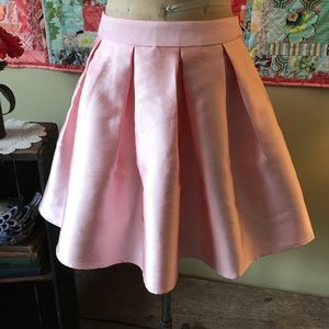 Miss Avenue Pleated Skirt